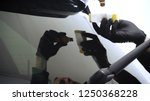 professional car ceramics...   Shutterstock . vector #1250368228