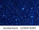 Blue Texture Christmas Abstrac...