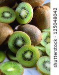 Close Up Of Brown Kiwi With...