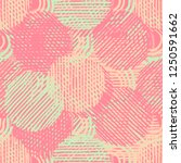 abstract seamless vector... | Shutterstock .eps vector #1250591662