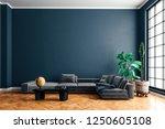 3d render of beautiful interior ...   Shutterstock . vector #1250605108