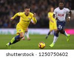 eden hazard of chelsea and... | Shutterstock . vector #1250750602