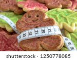 weight and health issues after... | Shutterstock . vector #1250778085