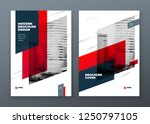 brochure template layout design.... | Shutterstock .eps vector #1250797105