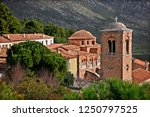 hosios loukas monastery  viotia ... | Shutterstock . vector #1250797525