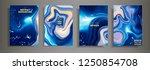 modern design a4.abstract...   Shutterstock .eps vector #1250854708