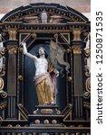 bronnbach  germany   july 07 ... | Shutterstock . vector #1250871535