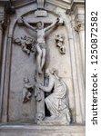 bronnbach  germany   july 07 ... | Shutterstock . vector #1250872582