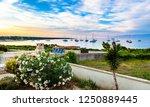 view of amazing adriatic...   Shutterstock . vector #1250889445