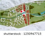 lugano  switzerland   15 june...   Shutterstock . vector #1250967715