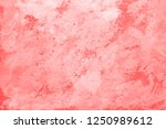 living coral color of the year... | Shutterstock . vector #1250989612