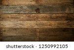 wood old plank vintage texture... | Shutterstock . vector #1250992105