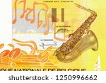 adolphe sax on the banknote of...   Shutterstock . vector #1250996662
