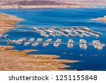 Lake Mead Marina Shot From A...