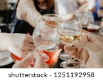 let's celebrate this special... | Shutterstock . vector #1251192958