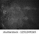 pentagonal honeycomb background | Shutterstock . vector #1251249265