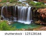havasu falls | Shutterstock . vector #125128166