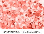 confetti inspired by color of...   Shutterstock . vector #1251328048