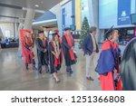 christchurch  new zealand  ... | Shutterstock . vector #1251366808