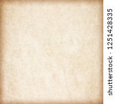 old paper texture. vintage... | Shutterstock . vector #1251428335