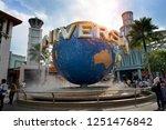singapore   november 24  2018 ... | Shutterstock . vector #1251476842