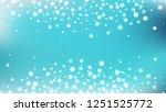 magic blizzard illustration... | Shutterstock .eps vector #1251525772