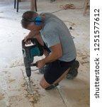 construction concept  ...   Shutterstock . vector #1251577612