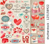 Valentine S Day Set   Vintage...