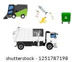 vector illustration. realistic... | Shutterstock .eps vector #1251787198