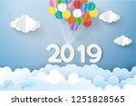 Happy New Year 2019 Greeting...