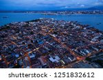looking georgetown from the top | Shutterstock . vector #1251832612