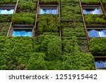 co2 reduction  detail of... | Shutterstock . vector #1251915442