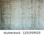 closeup of concrete texture ... | Shutterstock . vector #1251939025
