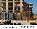 design of reinforcement frame... | Shutterstock . vector #1251941575