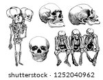 graphical set of skeletons and...