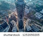 warsaw  poland   november 27 ... | Shutterstock . vector #1252050205