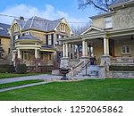 Heritage Homes With Victorian...
