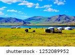 Traditional Mongolian Yurts An...