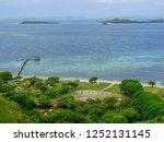 coastline of kanawa island in...   Shutterstock . vector #1252131145
