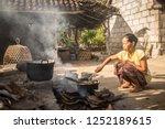 indonesia  bali  penida island  ...   Shutterstock . vector #1252189615