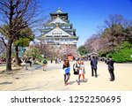 taken on 5th april in osaka ... | Shutterstock . vector #1252250695