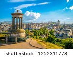 Landscape Of Calton Hill ...