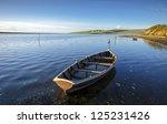 Boats At The Fleet Lagoon Near...