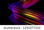 abstract 3d rendering of... | Shutterstock . vector #1252377232