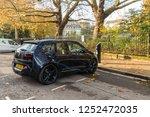 london november 2018. a view of ...   Shutterstock . vector #1252472035