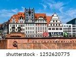 leipzig  germany  july 28  2018 ... | Shutterstock . vector #1252620775