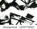 abstract ink background. marble ... | Shutterstock . vector #1252774042
