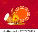 creative sale banner or sale... | Shutterstock .eps vector #1252972885