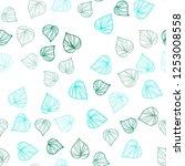 light green vector seamless... | Shutterstock .eps vector #1253008558