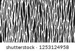 abstract seamless hand drawn... | Shutterstock .eps vector #1253124958